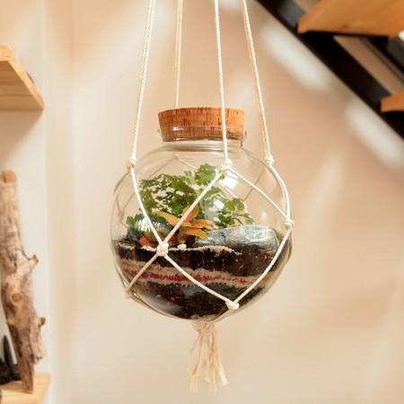 Boule suspendu M ©Petit monde